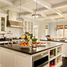 Traditional Kitchen by Alpha Stone Works Inc