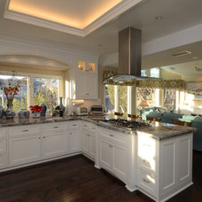Traditional Kitchen by Skyline Kitchen & Bath