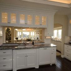 Traditional Kitchen by Skyline Kitchen & Bath