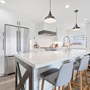 Clark Way - Modern Farmhouse Total Remodel