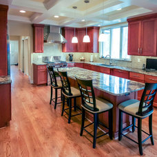Traditional Kitchen by Hunts End Remodeling, LLC