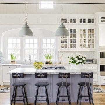 Classic American Kitchen