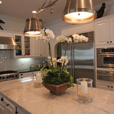 Traditional Kitchen by Kirsten Marie Inc, KMI