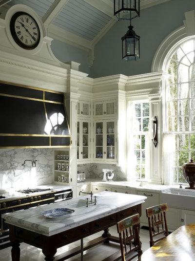 Traditional Kitchen by Anthony Baratta LLC