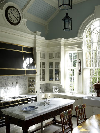 traditional kitchen by Anthony Baratta LLC
