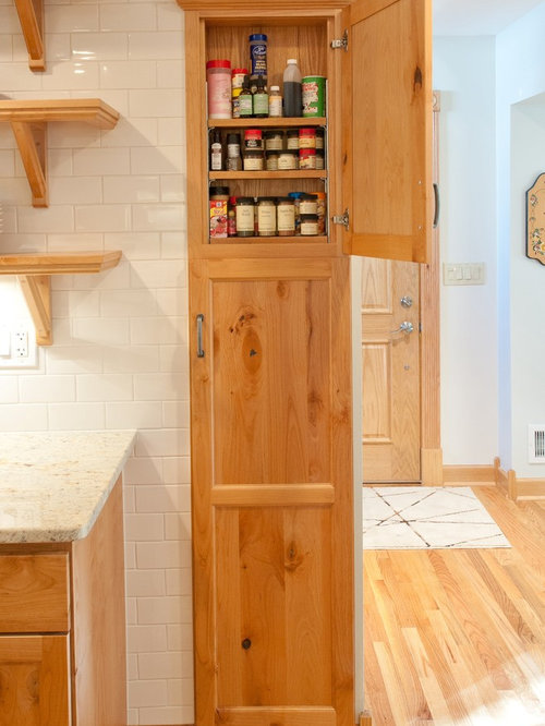 Shallow Pantry Design Ideas & Remodel Pictures | Houzz