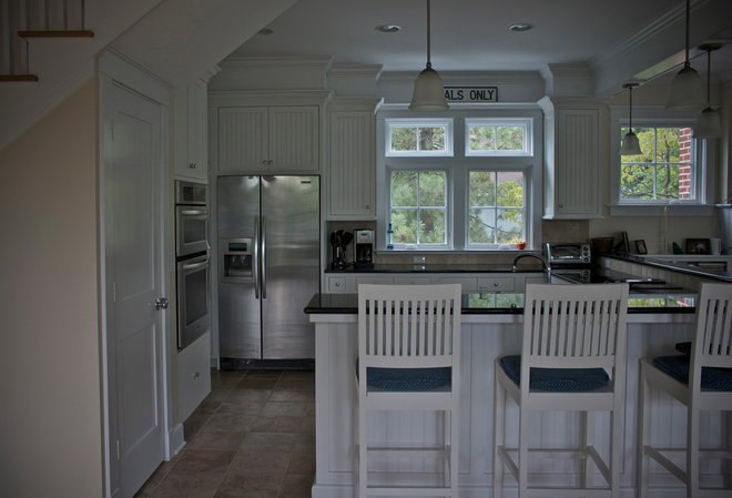 Traditional Kitchen by Reico Kitchen & Bath