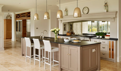 Kitchen of the Week: A Modern Farmhouse Kitchen Made for Family Life