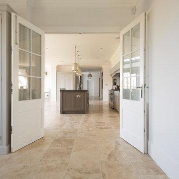 Classic Contemporary Orangery Kitchen | Ashurst House
