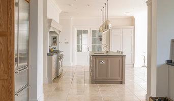 Classic Contemporary Orangery Kitchen   Ashurst House
