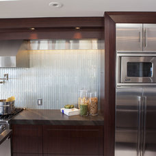 Contemporary Kitchen by Shane D. Inman