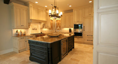 New orleans kitchen bath designers for New orleans style kitchen