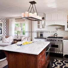 Contemporary Kitchen by Jeneration Interiors