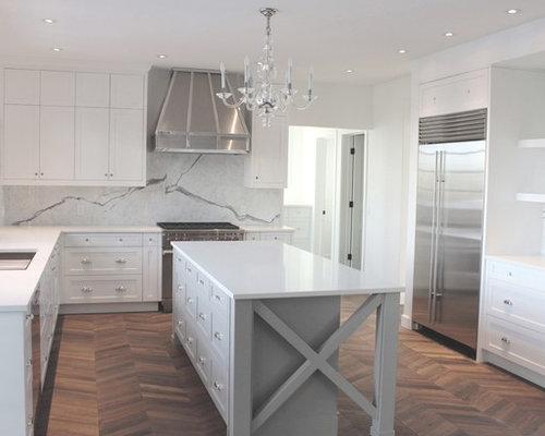 Classic elegance in scarboro for Boro kitchen cabinets inc