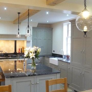 Classic English Kitchen, Derby