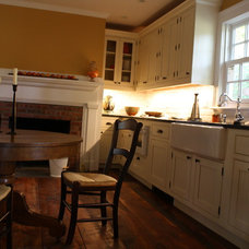 Traditional Kitchen by Millbrook Cabinetry & Design
