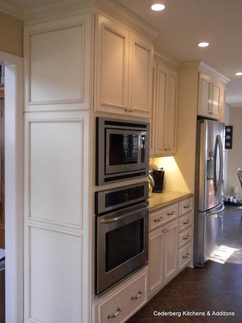 Decorative End Panels Kitchen Design Ideas Renovations
