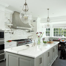 Traditional Kitchen by Gordon Gibson Construction