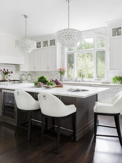 Dark Wood Kitchen Floor Houzz
