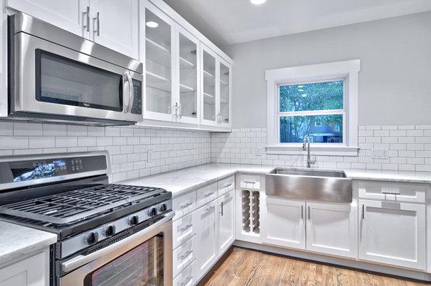 Craftsman Kitchen by Avenue B Development