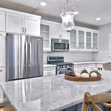 Craftsman Kitchen by Avenue B Development