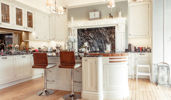 Classic Handmade, Handpainted Kitchen