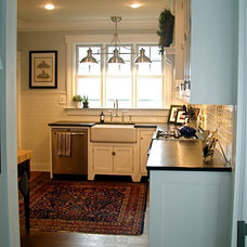 Traditional Kitchen Classic Historic Kitchen