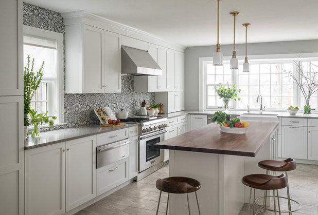 Traditional Kitchen By Amy McFadden Interior Design