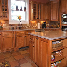 Traditional Kitchen by Classic Kitchen & Bath