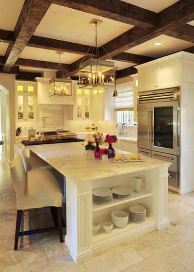 Lovely Traditional Kitchen by Beckwith Interiors