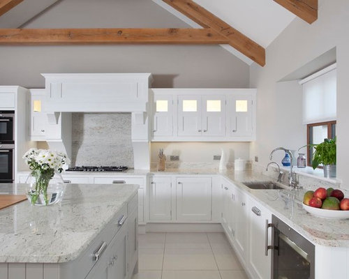 Country Belfast Kitchen Design Ideas Renovations Photos