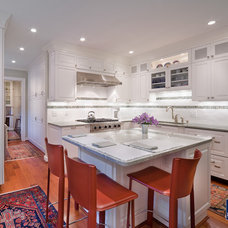 Traditional Kitchen by Feinmann, Inc.