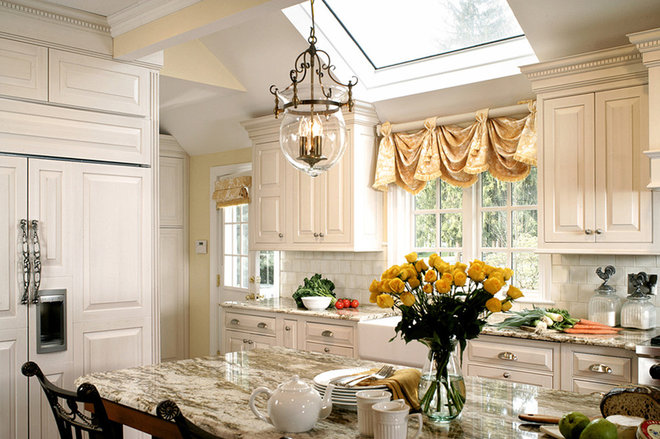 Traditional Kitchen by J. Stephens Interiors