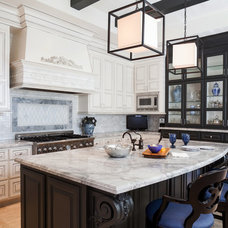 Transitional Kitchen by Jane Page Design Group