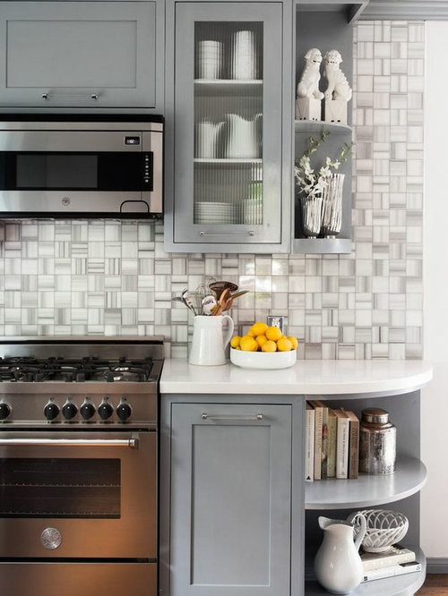 High End Backsplash Kitchen Design Ideas Remodel