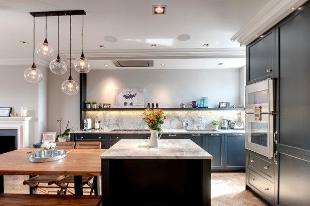 Contemporary Kitchen by Neil Norton Design