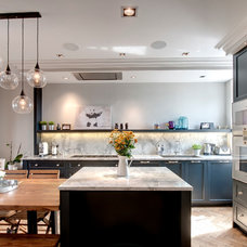 Contemporary Kitchen by Open Plan Designs
