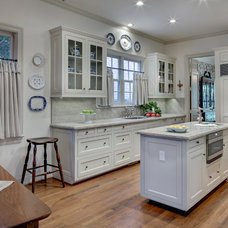 Traditional Kitchen by Ronald L Siebler - Remodeling