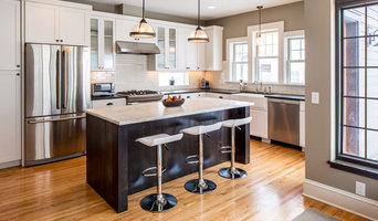 Classic Kitchen with Industrial Influence