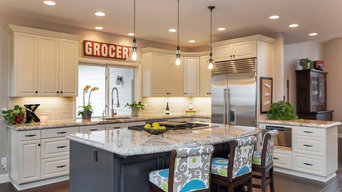Classic Kitchen with Modern Accents