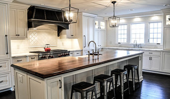 Classic Kitchen with Traditional Styling