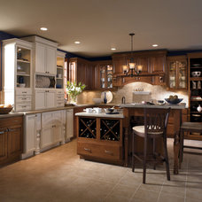 Traditional Kitchen by Chris and Dick's