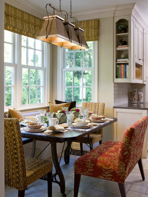 Kitchen Booth Seating Houzz