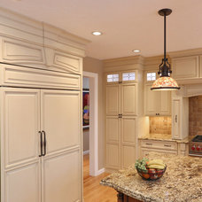 Traditional Kitchen by Encore Construction