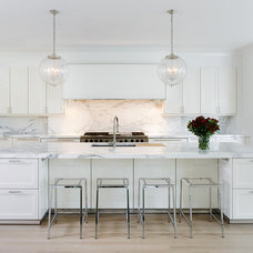 Traditional Kitchen by Reynolds Architecture- Northfield, Illinois