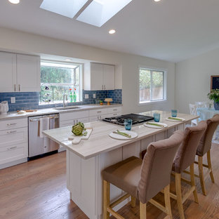 Classic Open Kitchen Makeover