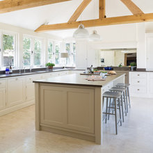 Kitchen Tour: Classic Cabinetry Sets Off This Historic Forge