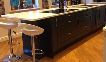 Classic painted shaker kitchen