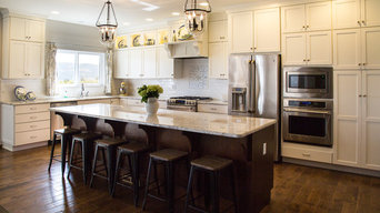 Classic Painted White Kitchen