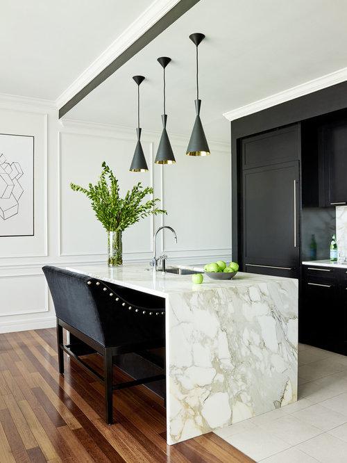 Wandpaneele Küche - Ideen & Bilder   HOUZZ